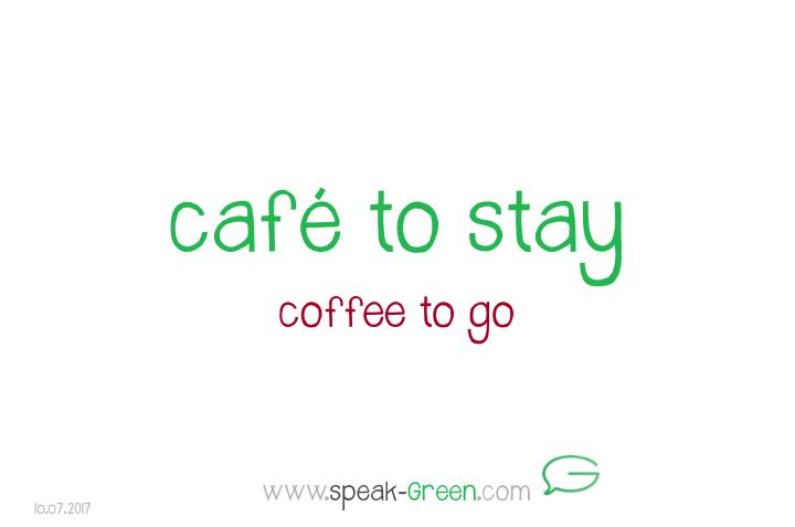 2017-07-10 - café to stay