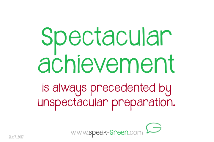 2017-07-21 - spectacular achievement