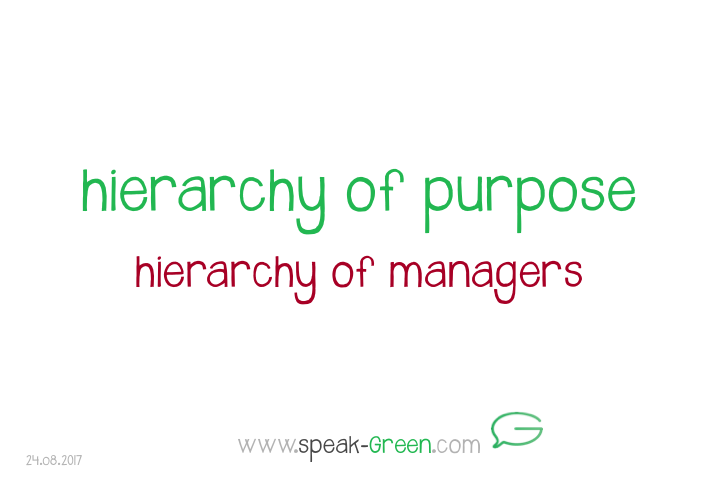 2017-08-24 - hierarchy of purpose