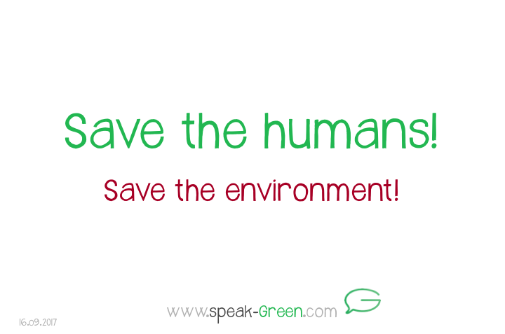 2017-09-16 - save the humans