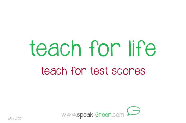 2017-10-05 - teach for life
