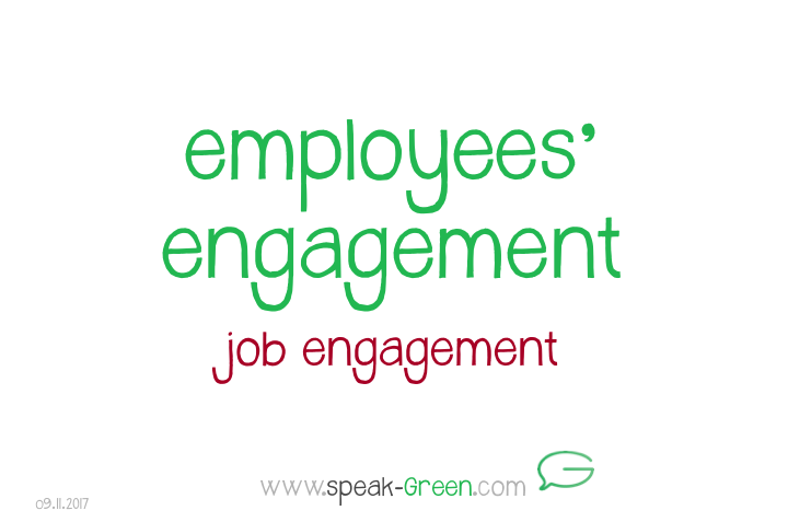 2017-11-09 - employees' engagement