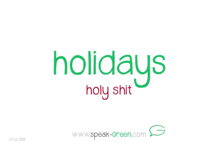 2018-01-07 - holidays