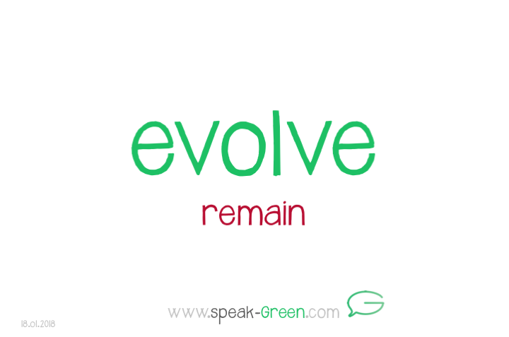 2018-01-18 - evolve
