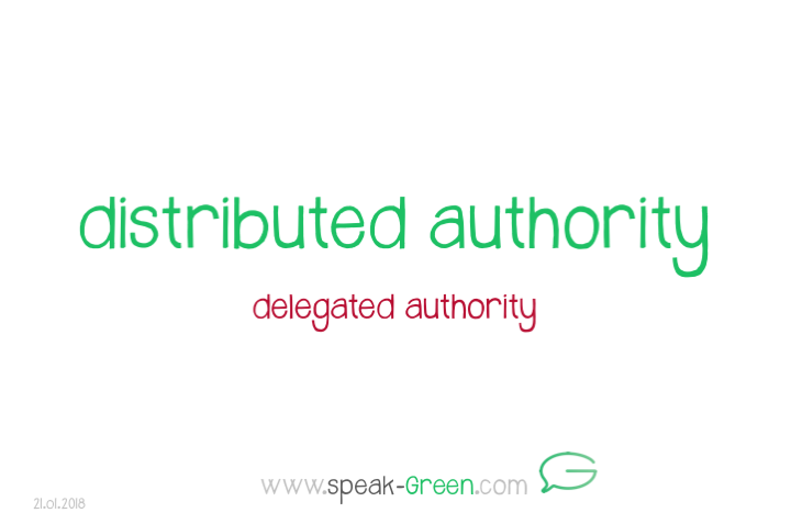 2018-01-21 - distributed authority