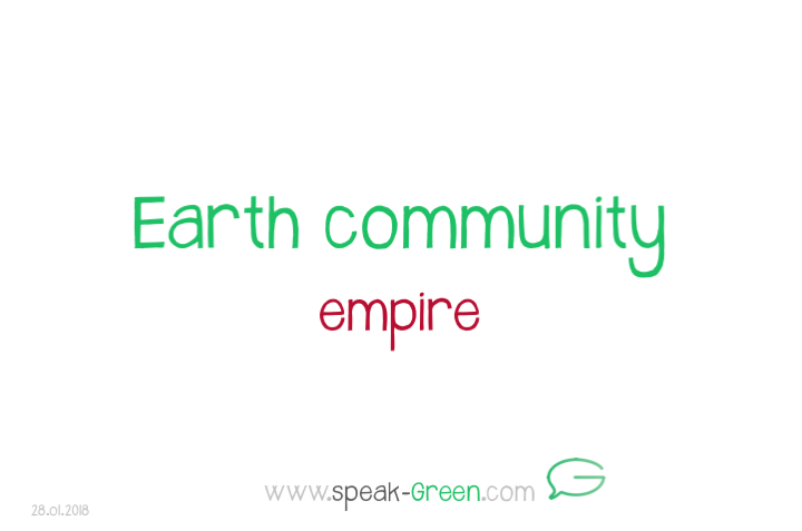 2018-01-28 - Earth community