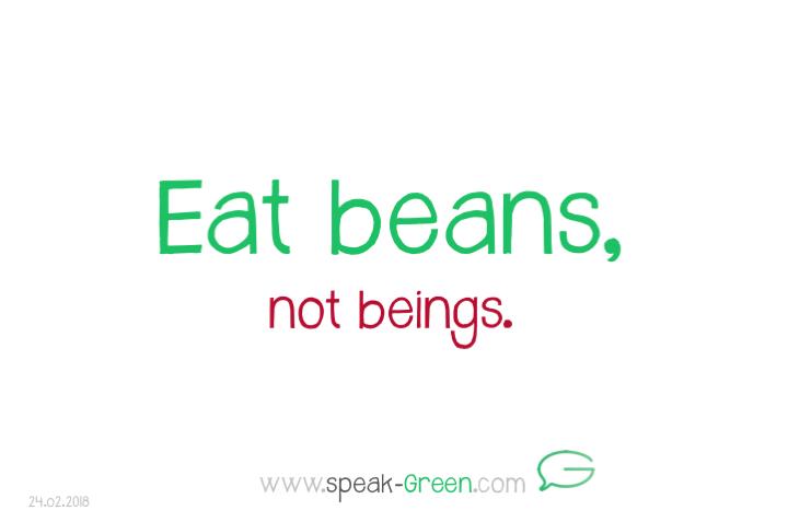 2018-02-24 - eat beans