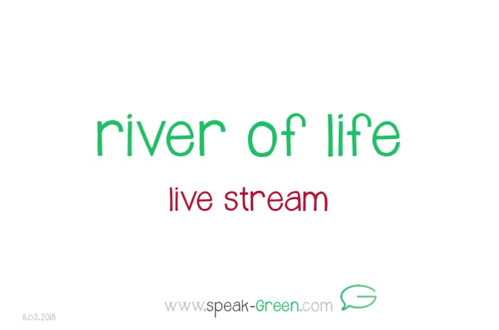 2018-03-11 - river of life