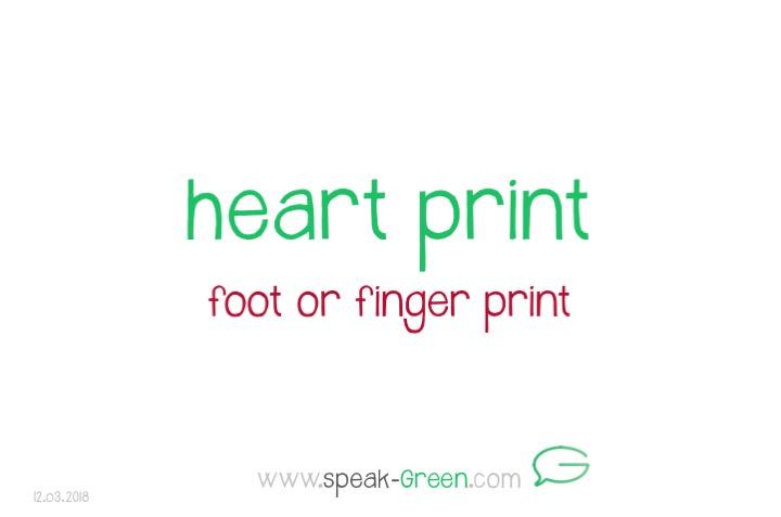 2018-03-12 - heart print