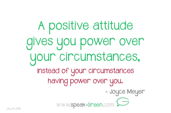 2018-04-06 - positive attitude