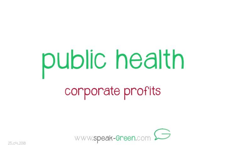 2018-04-25 - public health