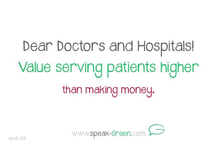 2018-05-08 - serve patients