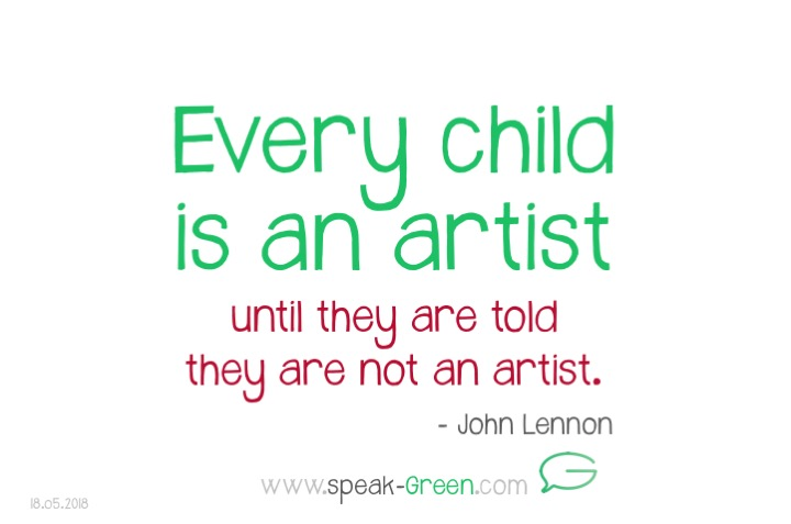 2018-05-18 - every child is an artist