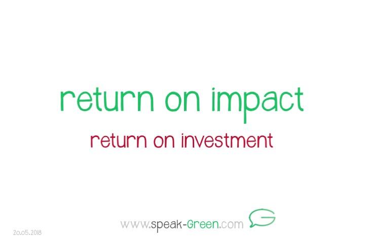 2018-05-20 - return on impact