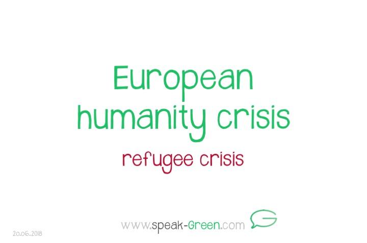2018-06-20 - European humanity crisis
