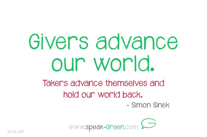 2018-06-22 - givers advance our world
