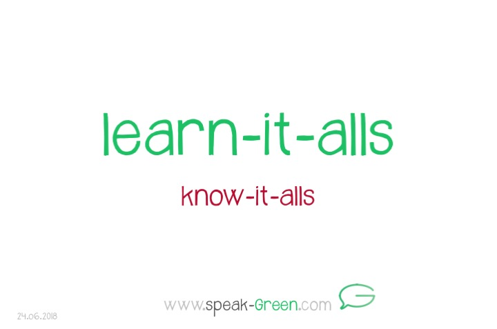 2018-06-24 - learn-it-alls