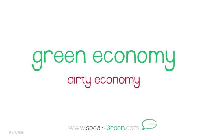 2018-07-12 - green economy