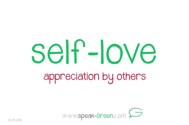 2018-09-13 - self-love