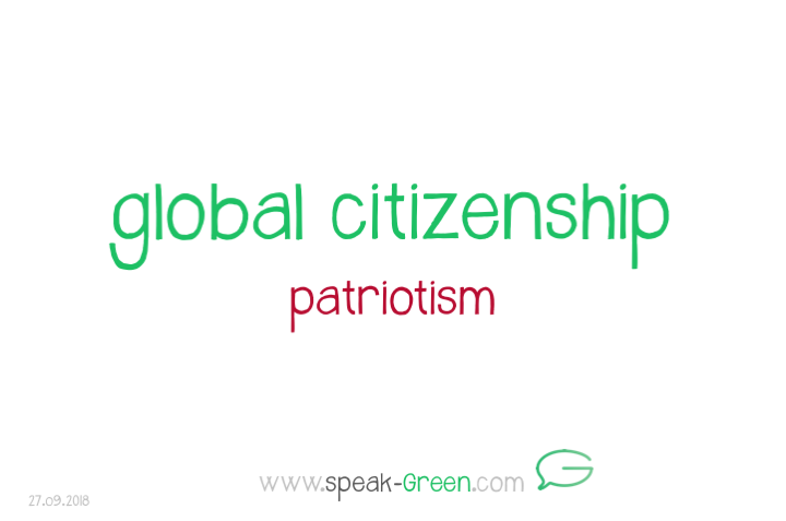 2018-09-27 - global citizenship