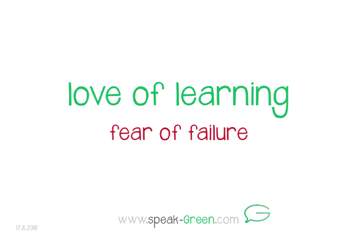 2018-11-17 - love of learning