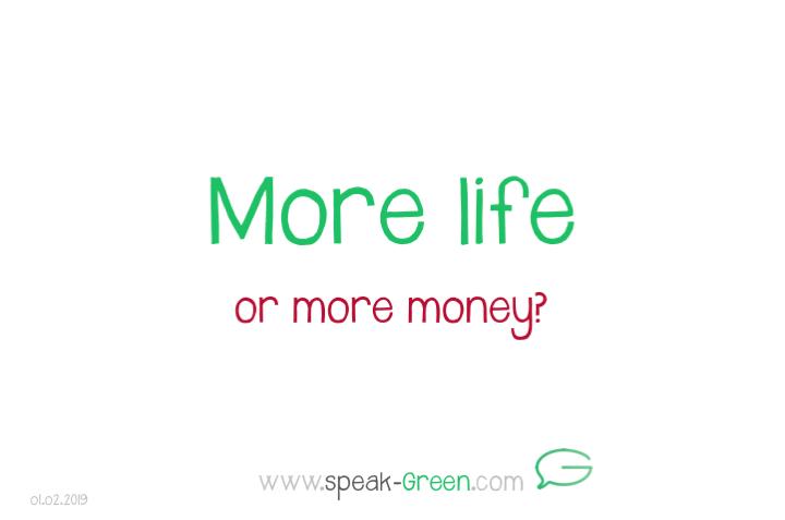 2019-02-01 - more life