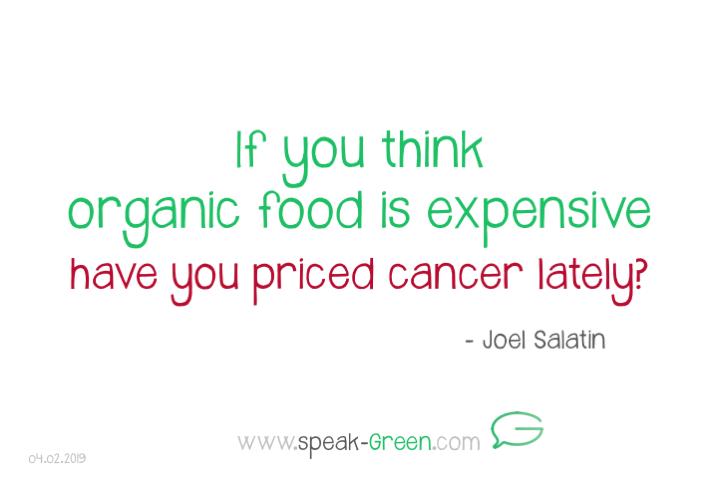 2019-02-04 - organic food