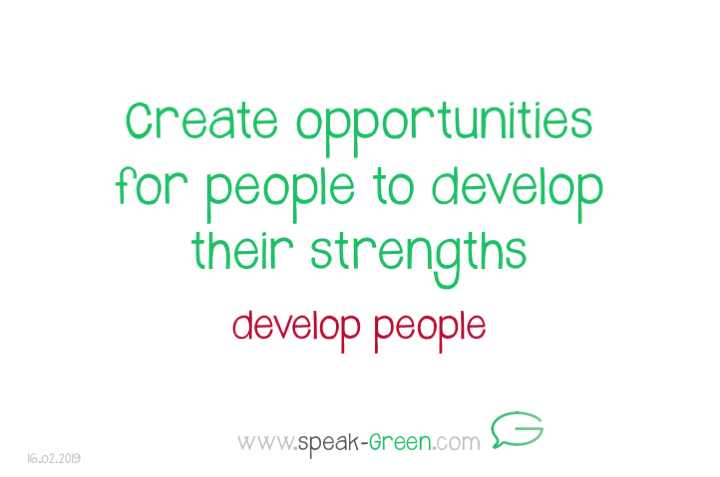 2019-02-16 - create development opportunities