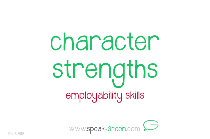 2019-02-25 - character strengths